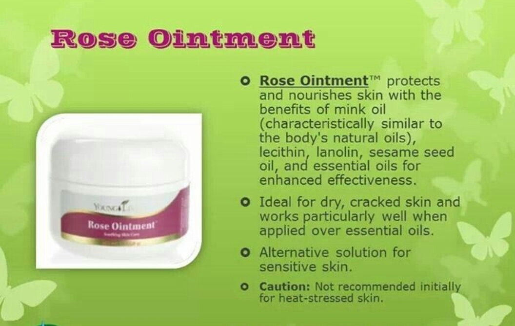 Rose Ointment Back In Stock Living Young Country Girl