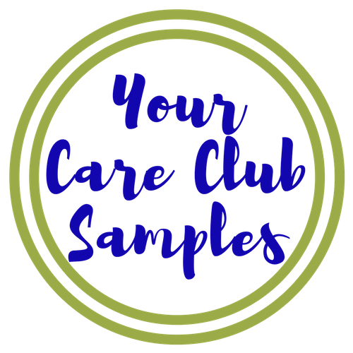your care club samples stickers care club samples (1)
